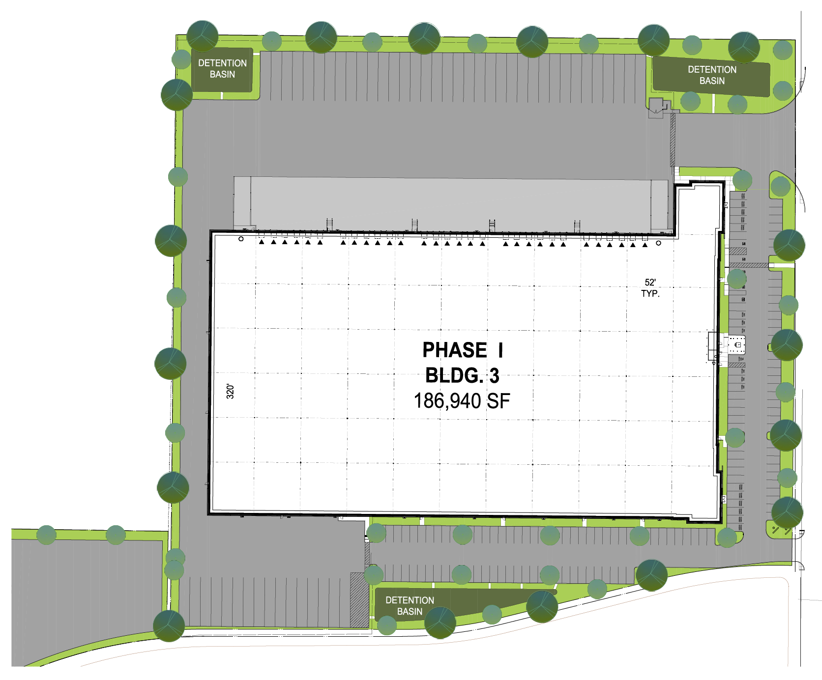 Building Three Site Plan